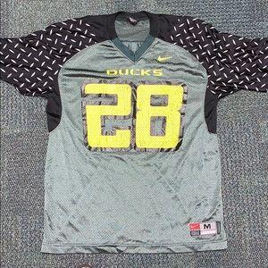 Oregon ducks jersey
